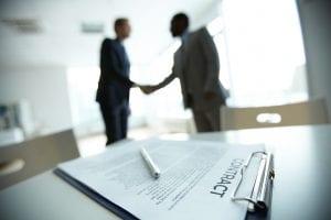 Digitaal contractbeheer met contractverwerking van Docspro